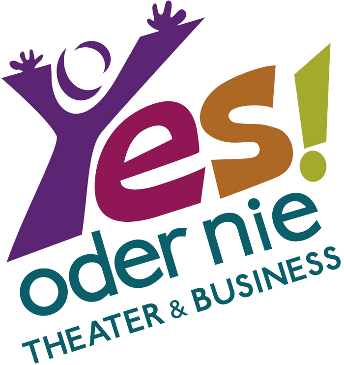 Yes-oder-Nie! Theater und Business logo
